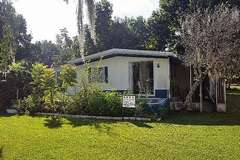 Senior parks with manufactured homes and mobile homes for