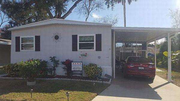 1703 Magnolia Ave, Lot A4, South Daytona FL 32119 - VERY NICE 3 BEDROOM, 2 BATHROOM HOME.