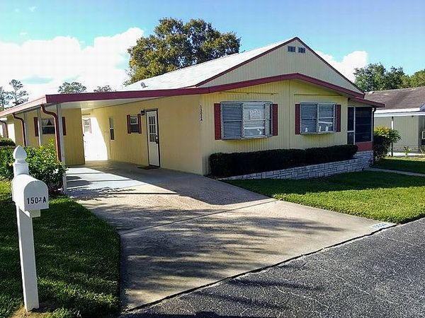1502A Peachtree Lane , Ocala FL 34472