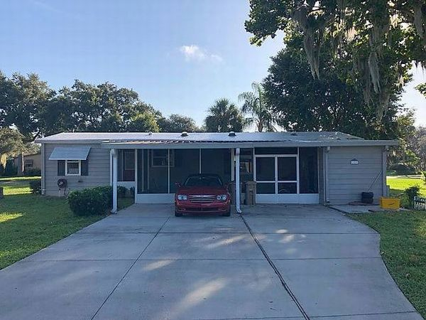 1460 St. Lawrence Drive , Lot J48, Grand Island FL 32735