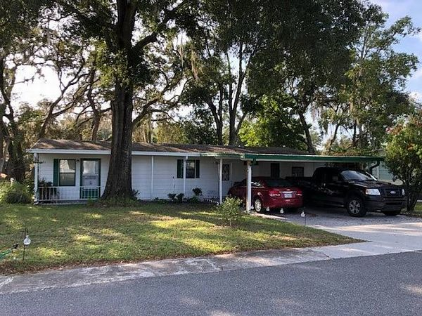 9701-41 East Highway 25 , Lot 41, Belleview FL 34420