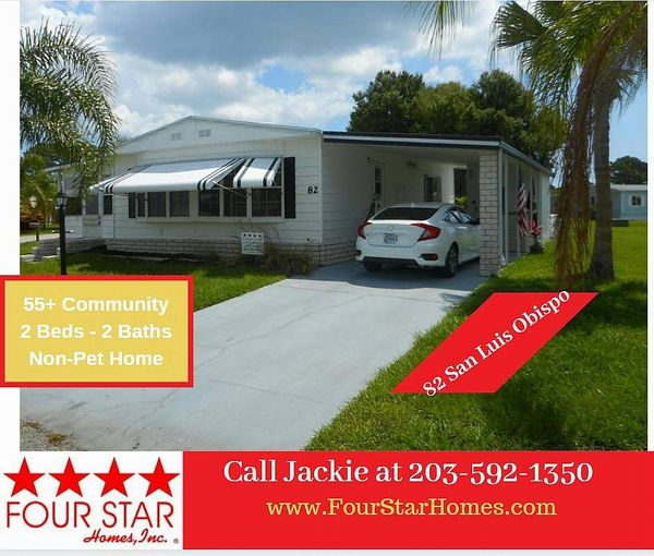 82 San Luis Obispo, Fort Pierce FL 34951