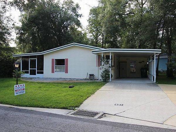 401 Cinnamon Circle Deland Fl 32724 Cozy Home Big Lot