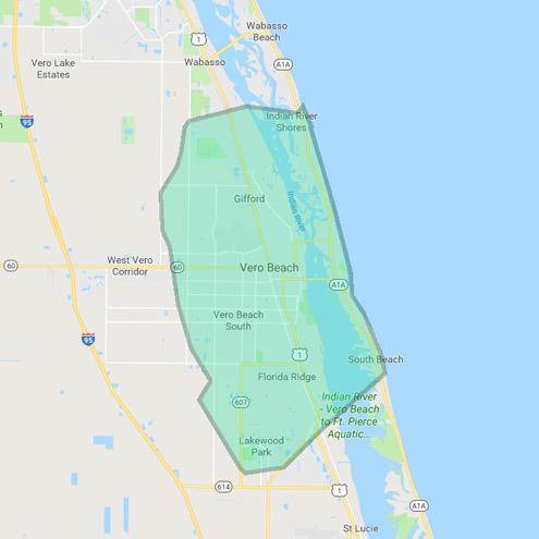 Vero Beach, Space Coast, & Treasure Coast