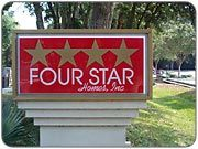 Four Star Sign