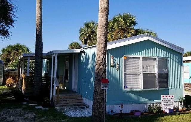 Terrific 520 S Daytona Avenue 69 Flagler Beach Fl 32136 Sold Home Interior And Landscaping Eliaenasavecom